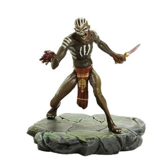 Figurine  Iron Maiden - Legacy of the Beast - Chaman Eddie, NNM, Iron Maiden