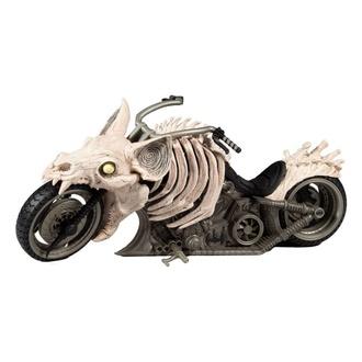 Figurine articulée Dark Nights - Death Metal - DC Multivers Véhicule Batcycle, NNM, Batman