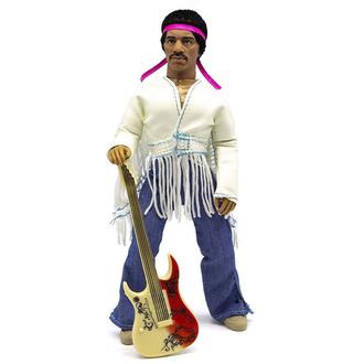 Figurine Jimi Hendrix - Woodstock Flocked, NNM, Jimi Hendrix