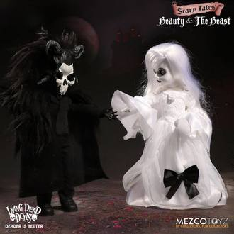 Poupée - Living Dead Dolls - Scary Tales Beauty and the Beast, LIVING DEAD DOLLS
