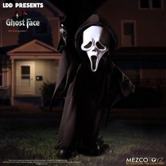 Figurine articulée (poupée) Scream - Ghost Face - Living Dead Dolls, LIVING DEAD DOLLS
