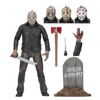 Figurine Vendredi 13 - Jason, NNM
