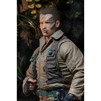 Figurine Predator - 30th Anniversary - Jungle Extrction Dutch