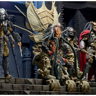 Figurine Predator - Diorama Bone Throne, NNM