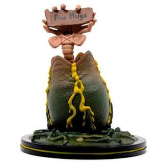 Figurine Alien - Q-Fig Diorama Facehugger, NNM, Alien - Vetřelec