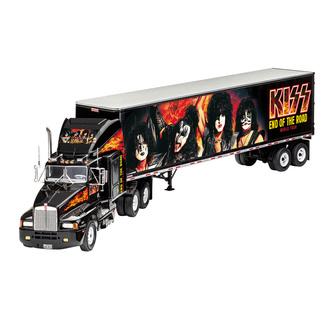 Décoration (modèle de camion) Kiss - Modèle 1/32 Tour Truck, NNM, Kiss