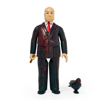 Figurine Alfred Hitchcock - Hitchcock Blood Splatter, NNM, Alfred Hitchcock