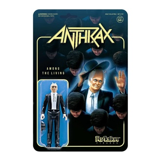 Figurine articulée Anthrax - Among The Living, NNM, Anthrax