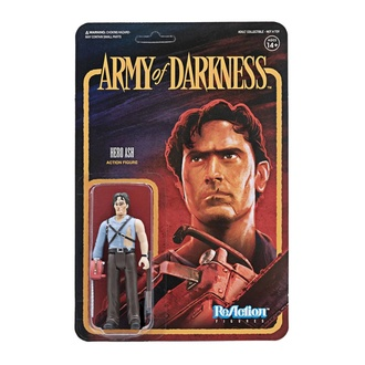 Figurine articulée Army of Darkness - Hero Ash, NNM, Army of Darkness