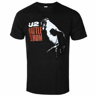 T-shirt pour homme U2 - Rattle & Hum - ROCK OFF, ROCK OFF, U2