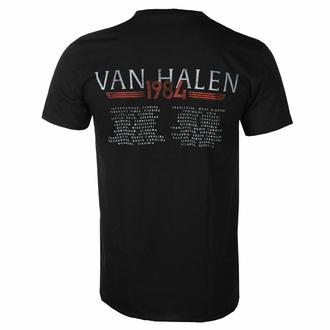 T-shirt pour homme Van Halen - '84 Tour - ROCK OFF, ROCK OFF, Van Halen