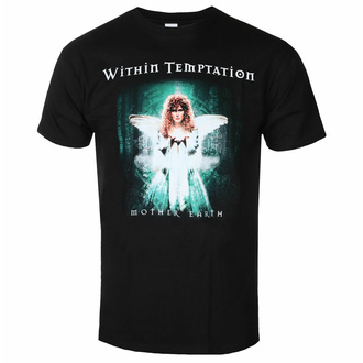 T-shirt pour homme Within Temptation - Mother Earth - ROCK OFF, ROCK OFF, Within Temptation