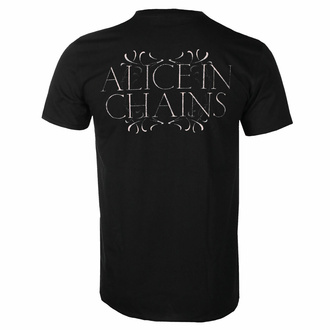 T-shirt pour homme Alice In Chains - Moon Tree - Noir - ROCK OFF, ROCK OFF, Alice In Chains