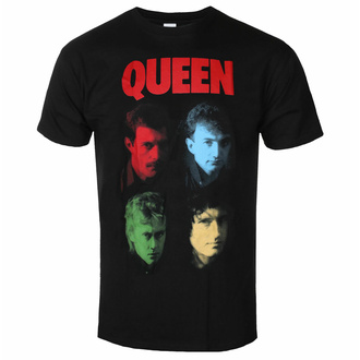 T-shirt pour homme Queen - Hot Sauce V2 - ROCK OFF, ROCK OFF, Queen