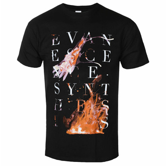 T-shirt pour homme Evanescence - Synthesis - Noir - ROCK OFF, ROCK OFF, Evanescence