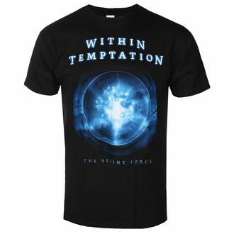 T-shirt pour homme Within Temptation - Silent Force Task- ROCK OFF, ROCK OFF, Within Temptation