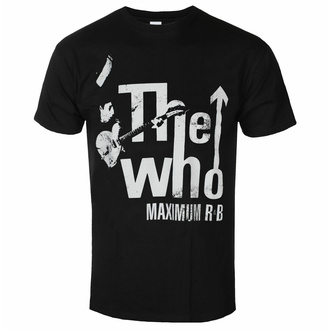 T-shirt pour homme The Who - Maximum R & B - ROCK OFF, ROCK OFF, Who
