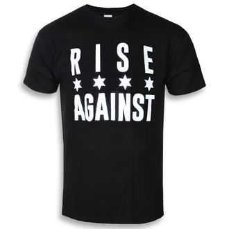 tee-shirt métal pour hommes Rise Against - Chicago Flag White - KINGS ROAD, KINGS ROAD, Rise Against