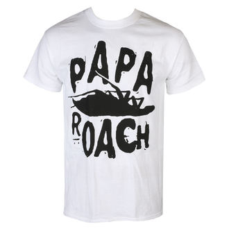 tee-shirt métal pour hommes Papa Roach - Classic Logo - KINGS ROAD, KINGS ROAD, Papa Roach