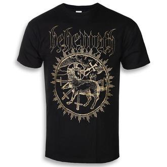 tee-shirt métal pour hommes Behemoth - Inverted Cross - KINGS ROAD, KINGS ROAD, Behemoth