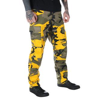 Pantalon hommes US BDU  - YELLOW-CAM, MMB