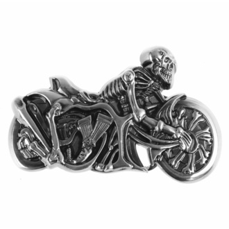 Boucle Hell rider, BLACK & METAL