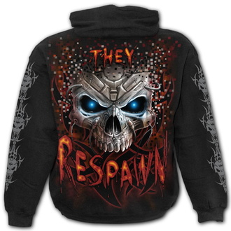sweat-shirt avec capuche enfants - RESPAWN - SPIRAL, SPIRAL
