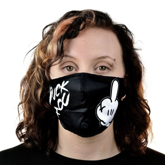 Masque CUPCAKE CULT - YUCK FOU - NOIR, CUPCAKE CULT