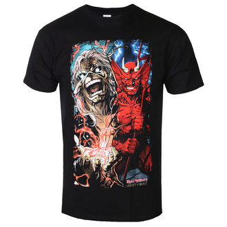 tee-shirt métal pour hommes Iron Maiden - Duality - ROCK OFF, ROCK OFF, Iron Maiden