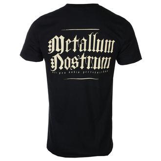 tee-shirt métal pour hommes Powerwolf - Metallum Nostrum - NAPALM RECORDS, NAPALM RECORDS, Powerwolf