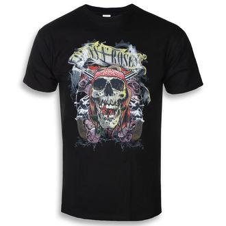 T-shirt pour hommes Guns N' Roses - Trashy Skull - ROCK OFF, ROCK OFF, Guns N' Roses