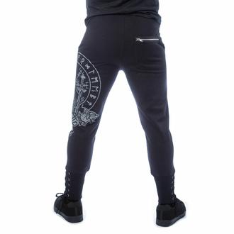 Pantalon pour hommes (survêtement) VIXXSIN - ZAPPA - NOIR, VIXXSIN