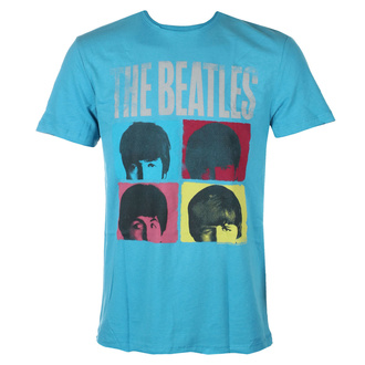 T-shirt - THE BEATLES - HARD DAYS NIGHT - AMPLIFIED, AMPLIFIED, Beatles