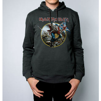 sweat-shirt avec capuche pour hommes Iron Maiden - AMPLIFIED - AMPLIFIED, AMPLIFIED, Iron Maiden