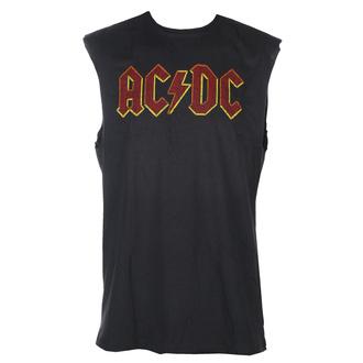 HAUT unisexe AC-DC - Logo - AMPLIFIED, AMPLIFIED, AC-DC
