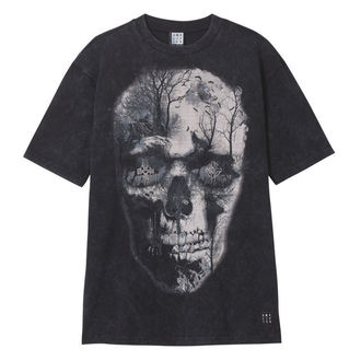 t-shirt pour hommes Rise Of The Wolf - BLK - AMPLIFIED, AMPLIFIED