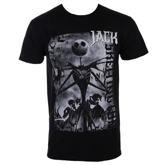 t-shirt hommes NIGHTMARE BEFORE CHRISTMAS - SKEL LINGTON, NIGHTMARE BEFORE CHRISTMAS