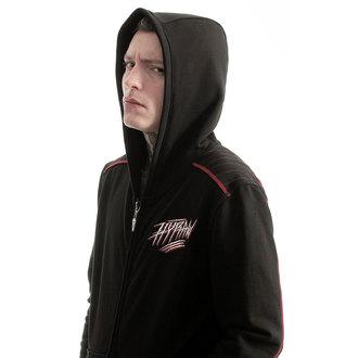 sweat-shirt avec capuche pour hommes - BORN DEAD - HYRAW - HY310