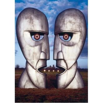 Carte postale PINK FLOYD - DIVISION - ROCK OFF, ROCK OFF, Pink Floyd