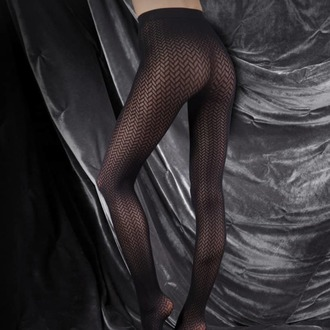 collants LEGWEAR - couture ultimates - la catherine - noir, LEGWEAR