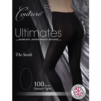 collants LEGWEAR - couture ultimates - la sarah - noir, LEGWEAR
