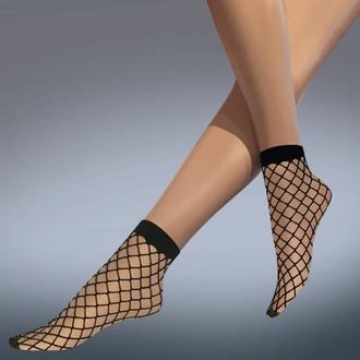 chaussettes (collants) LEGWEAR - mailles - noir, LEGWEAR