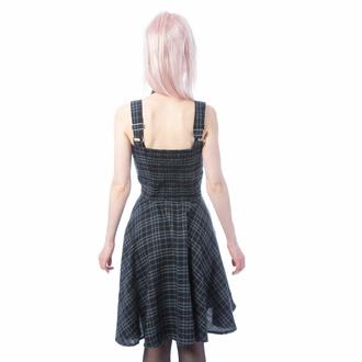 Robes pour femmes HEARTLESS - ZOSIA - GRIS CHECK, HEARTLESS