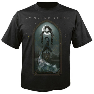 T-shirt pour hommes MY DYING BRIDE - A secret kiss - NUCLEAR BLAST, NUCLEAR BLAST, My Dying Bride
