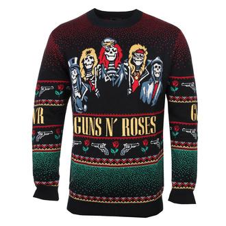 Pull pour hommes Guns N' Roses - HOLIDAY 19 - BRAVADO, BRAVADO, Guns N' Roses